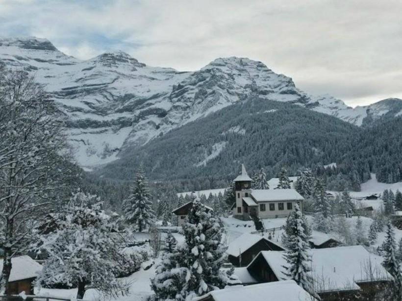 Les Diablerets (Suisse)